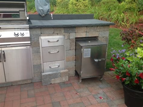outdoor kitchen designs with smoker outdoor kitchen smoker kitchen design ideas 7238
