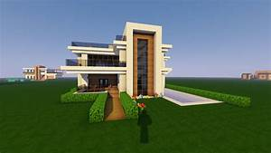 Nice Minecraft Modern House Plans Design And Sample ...