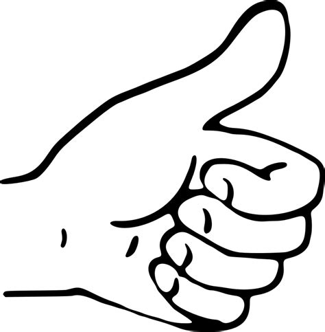 Thumbs Clipart Clipart Thumbs Up 2