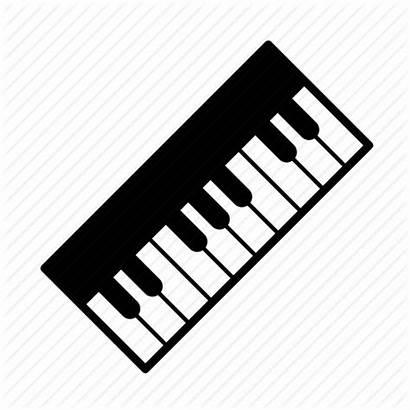 Keyboard Icon Instruments Musical Piano Instrument Keys