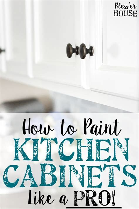 how to paint kitchen cabinets step by step how to paint kitchen cabinets like a pro blesserhouse