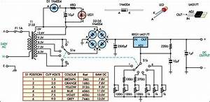 Light Circuit Diagram  September 2013