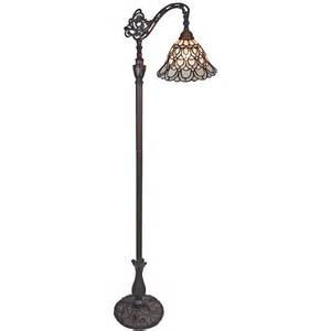 amora lighting 62 in tiffany style floor l with