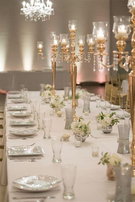 gold candelabra dining table centerpieces hafner florist