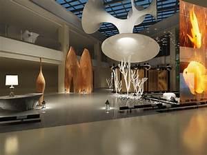 Modern lobby 3D Model .max- CGTrader.com