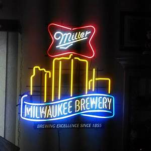 Show & Tell Miller Breweriana