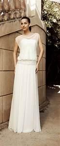 Robe Style Boheme : robe de mari e style boh me chic for her pinterest ~ Dallasstarsshop.com Idées de Décoration