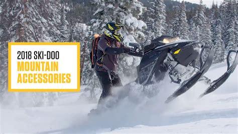 The Next Ski-doo Mountain Snowmobile Accessories