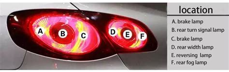 discount light emboitement for vw cc include