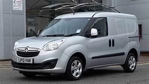 2013 13 Plate Vauxhall Combo 2000 1 3 Cdti L1 H1 Sportive