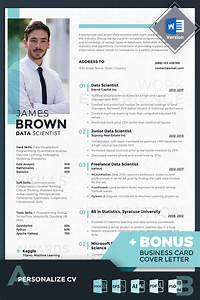 Technical Resume Skills James Brown Data Scientist Resume Template 69713
