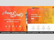 Happy Events Holiday, Event Agency & Planner Events