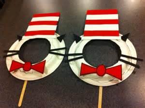 cat in the hat masks crafts crafts