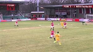 FC United vs North Ferriby United - Goals & Match ...