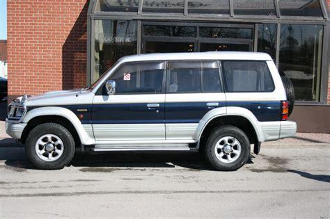 1994 rhd mitsubishi pajero for sale rsmc vehicle 14 999