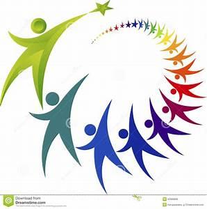 Teamwork Logo Stock Vector - Image: 42666693