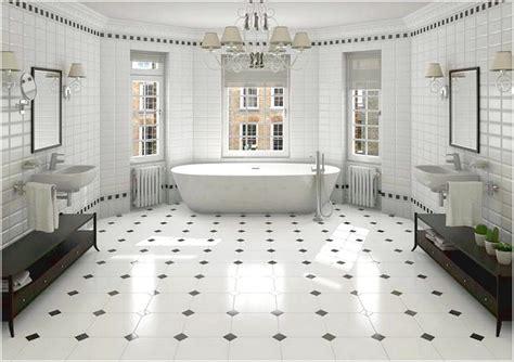black and white floor tile black and white bathroom floor tiles