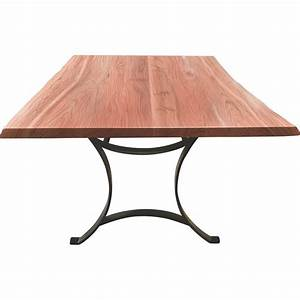 Master Live Edge Dining Table - Amish Crafted Furniture