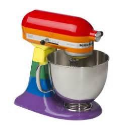 KitchenAid Rainbow Mixer
