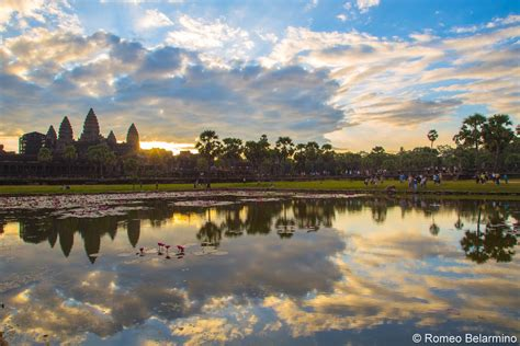 Tips For Watching And Photographing The Angkor Wat Sunrise
