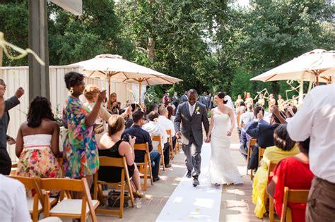 claremont rancho santa botanic garden wedding