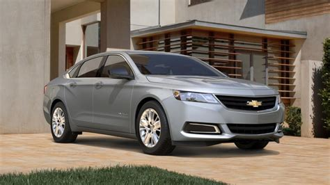 Buena Park Chevrolet by Used Silver Metallic 2014 Chevrolet Impala Ls For Sale