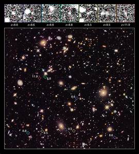 Hubble sees most distant, oldest galaxies from the ...