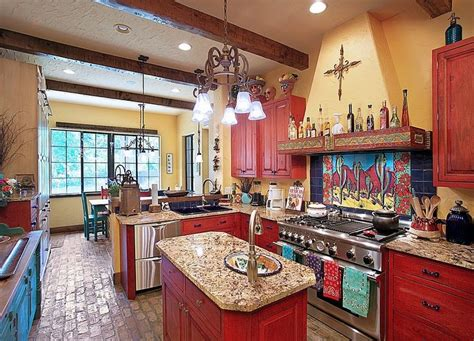 How to Design an Inviting Mediterranean Kitchen Mexican