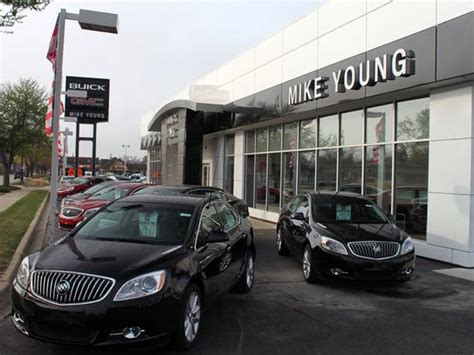 Mike Buick Gmc by Mike Buick Gmc Car Dealership In Frankenmuth Mi