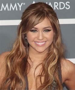 Miley Cyrus Long Hairstyles 2012 - PoPular Haircuts