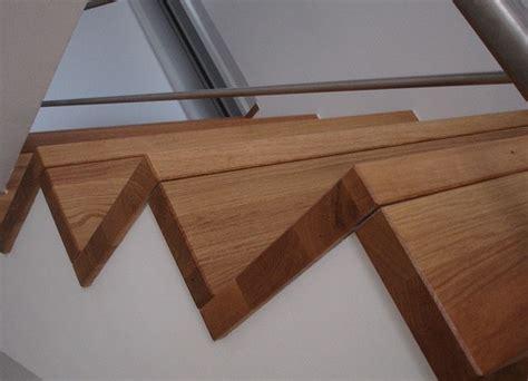holz treppe treppenstufen holz auf beton befestigen bvrao