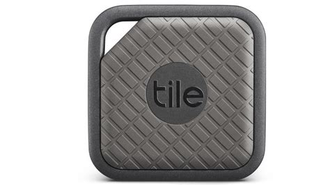 Apple Tile Tracker by Tile Pro Sport Review Rating Pcmag