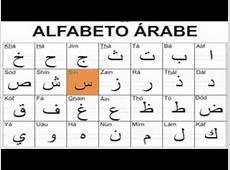 الحروف الابجدية العربية بالترتيب YouTube
