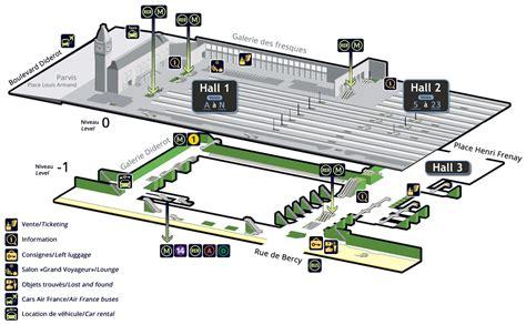 open floor plans gare de lyon station information