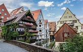 The beautiful historic city Ulm, Germany [Picture by A ...