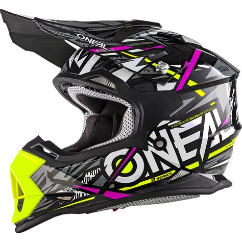 motocross helm oneal oneal 2 series synthy youth motocross helmet junior helmets ghostbikes