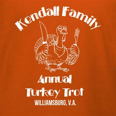 Tshirt Template For Turkey by Turkey Trot Thanksgiving Family Reunion T Shirt Template