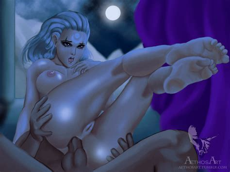 Diana Sex  By Aethosart Hentai Foundry