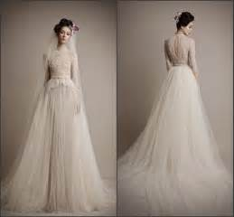 cheap wedding dresses with sleeves cheap chagne mermaid wedding dresses sleeve lace color tulle sweep 2015