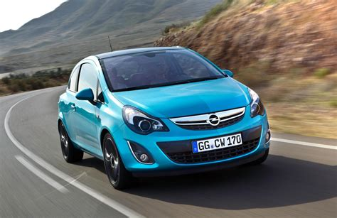 2018 Opel Corsa News And Information Conceptcarzcom