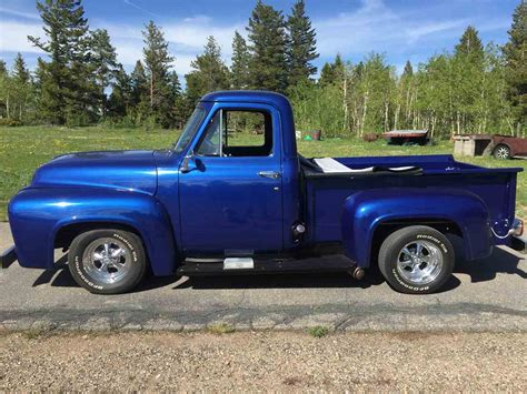 1954 Ford F100 by 1954 Ford F100 For Sale Classiccars Cc 1001206