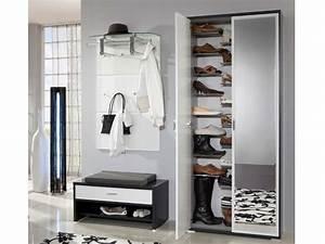 Moderne Garderobe Mit Bank : wittenbreder woody plus komplette garderobe flur lack matt spiegel schuhschrank ebay ~ Bigdaddyawards.com Haus und Dekorationen