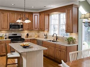 kitchen designs ideas for small spaces l shaped large With tips to remodel a small l shaped kitchen
