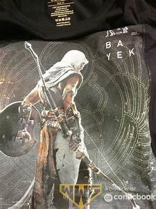 Assassin's Creed Origins Protagonist Potentially Leaked ...