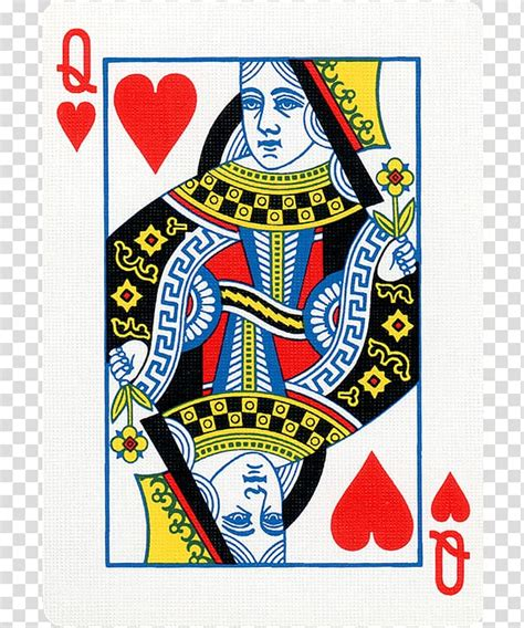 queen  hearts playing card red queen king queen