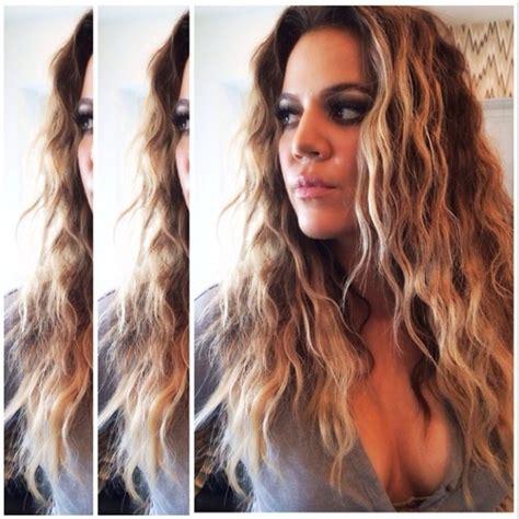 The Good Effect Khloé Kardashian's Breakup Has Had On Her Hair