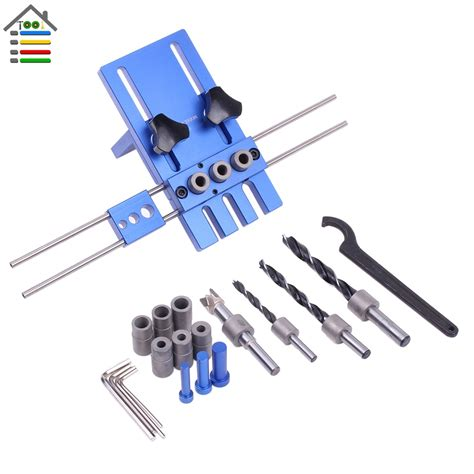 woodworking joinery tools precision dowel jig accessories