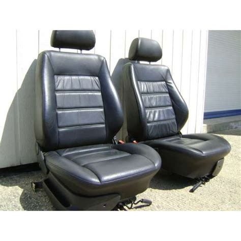 siege auto volkswagen 2 sièges avant cuir volkswagen polo ou golf 3