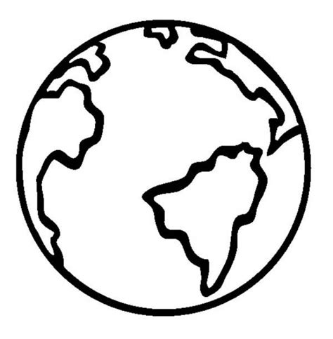 earth coloring pages  print vqom