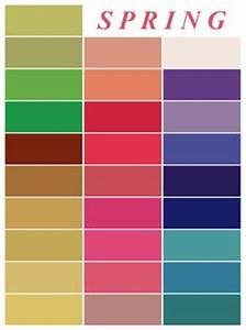 colorimetrie saisons couleurs pinterest saisons With couleurs chaudes et froides 9 mes conseils colorimetrie femme automne